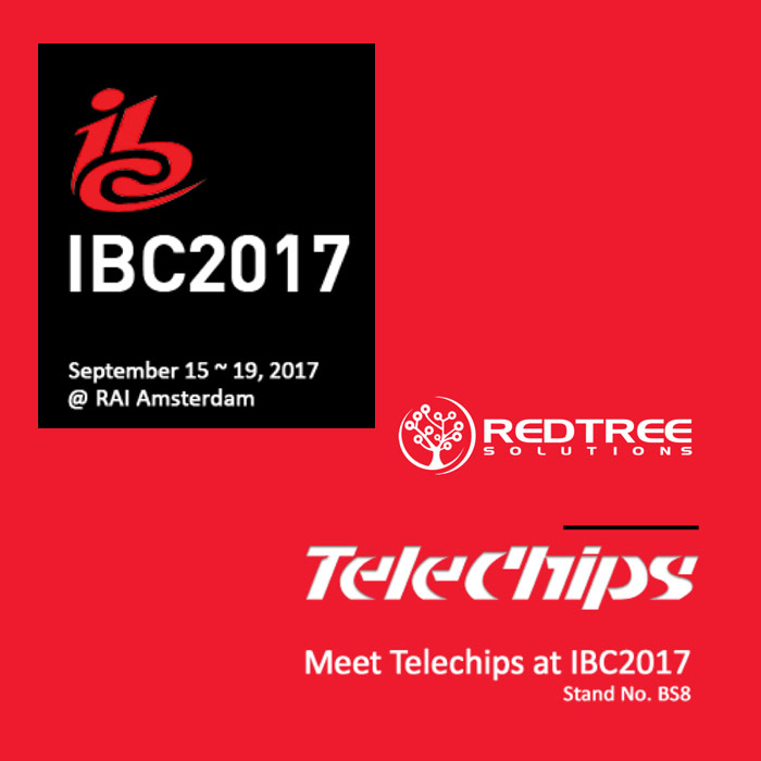 Meet Telechips at IBC2017