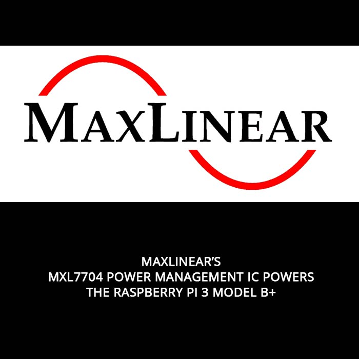 MaxLinear's MxL7704