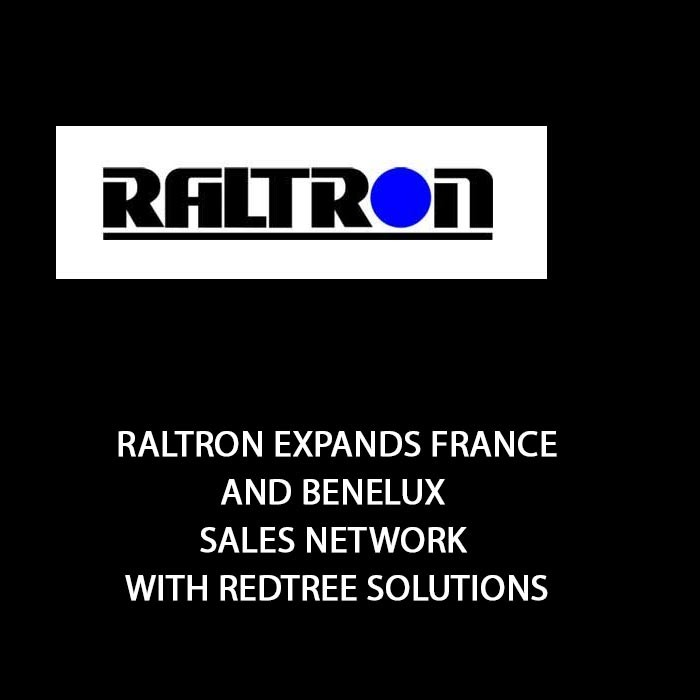 Raltron Expands France and Benelux Sales Network with Redtree Solutions