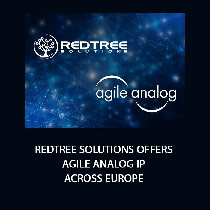 Redtree Solutions offers Agile Analog IP across Europe