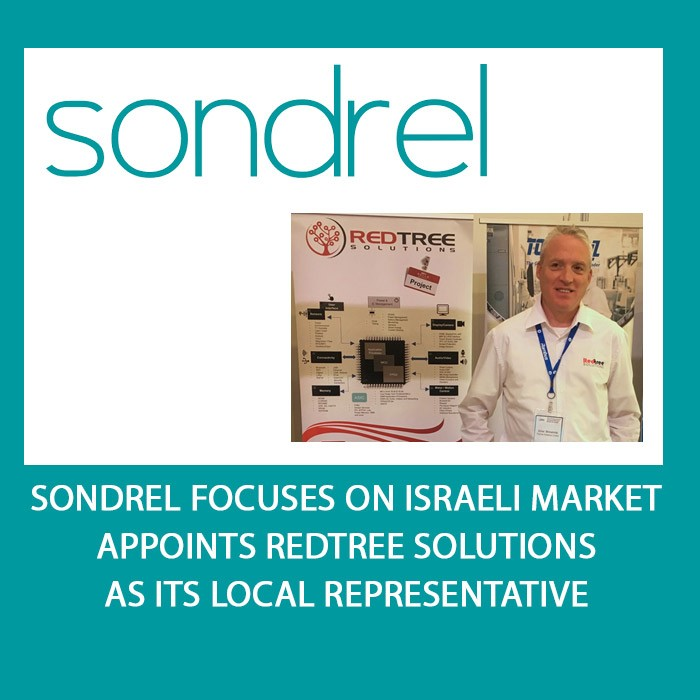 Sondrel focuses on Israeli market - Appoints Redtree Solutions as its local representative