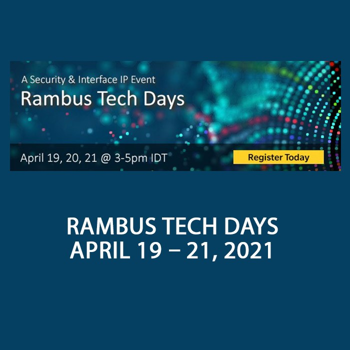 RAMBUS TECH DAY