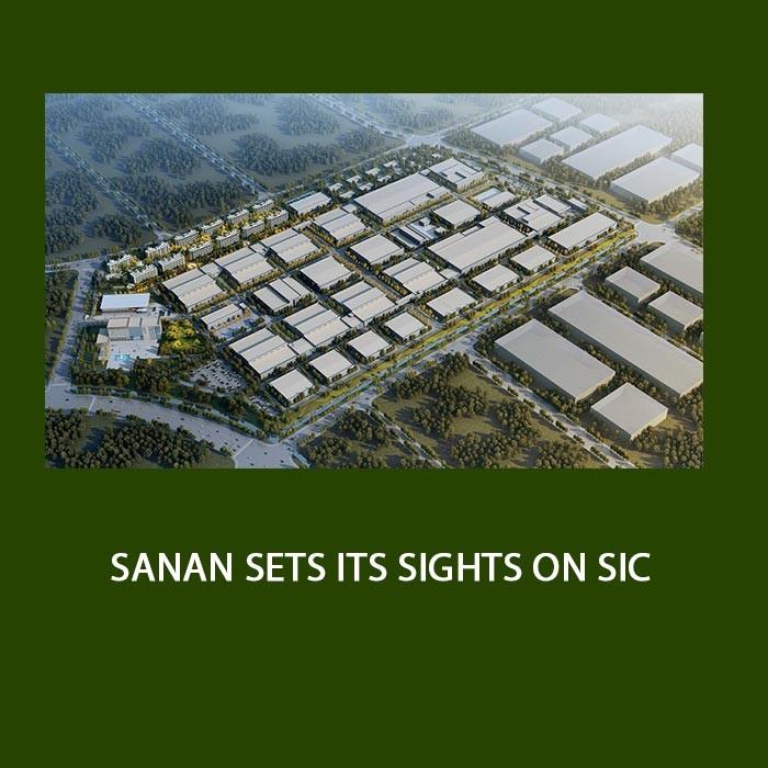 Sanan Sets Its Sights On SiC