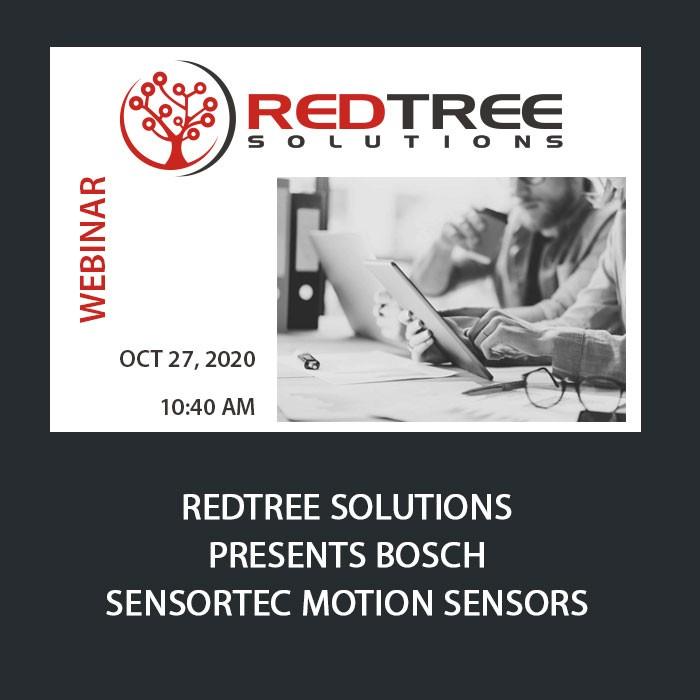 Webinar : How to Choose a Bosch MEMS Motion Sensor